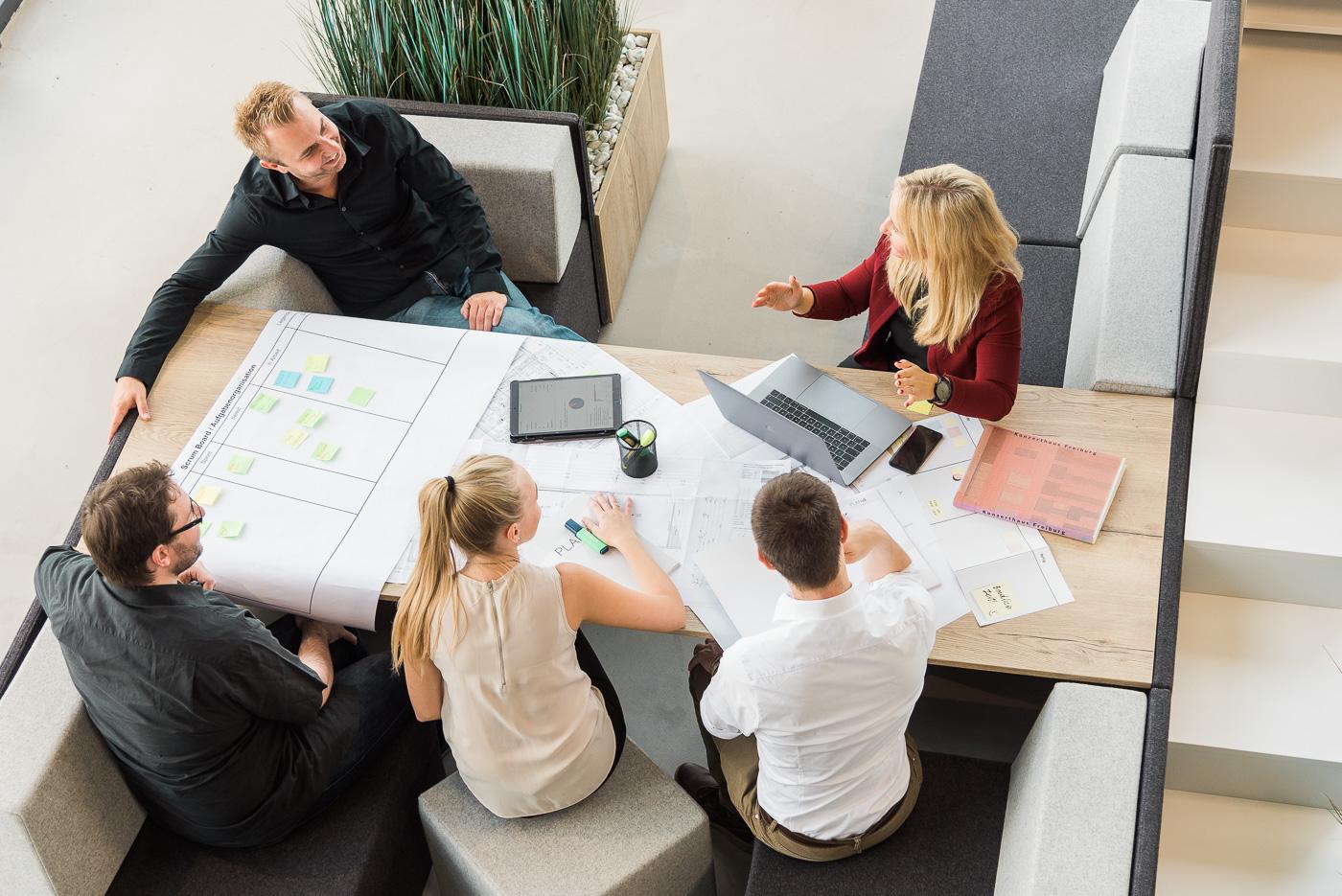 PLAN4 Karriere Team softwarelösungen seminar