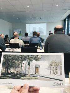 Fachtagung Link 3D virtuelle Welten bei unserer Fachtagung Architekten