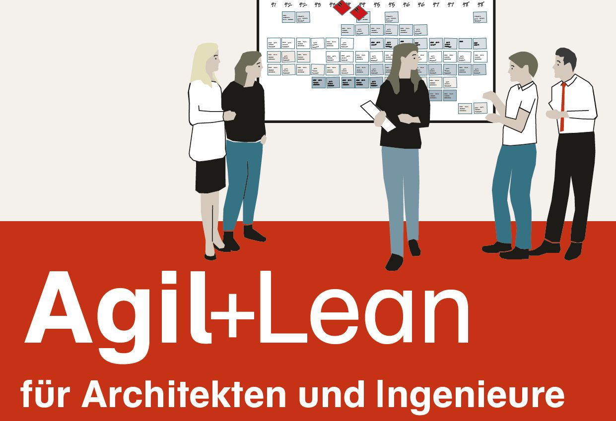 Agil+Lean im Planungsbüro – September 2019 – Freiburg