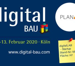 digitalBau 11. bis 13. Februar 2020