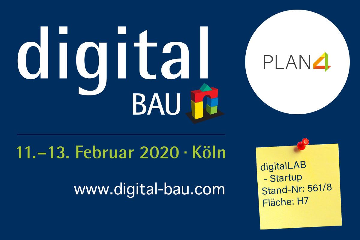 ***SAVE THE DATE*** digitalBAU 2020
